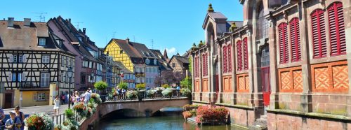 Visiting Colmar and the Alsace Province