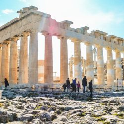 5 Facts about the Acropolis (Feiten over de Akropolis)