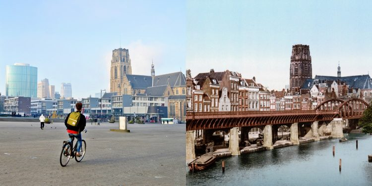 What Rotterdam Looked Like Before World War II