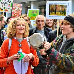 Amsterdam Climate March