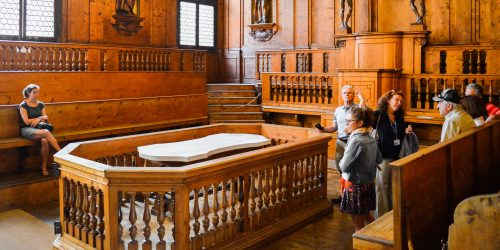Most Beautiful Anatomical Theatre in the World