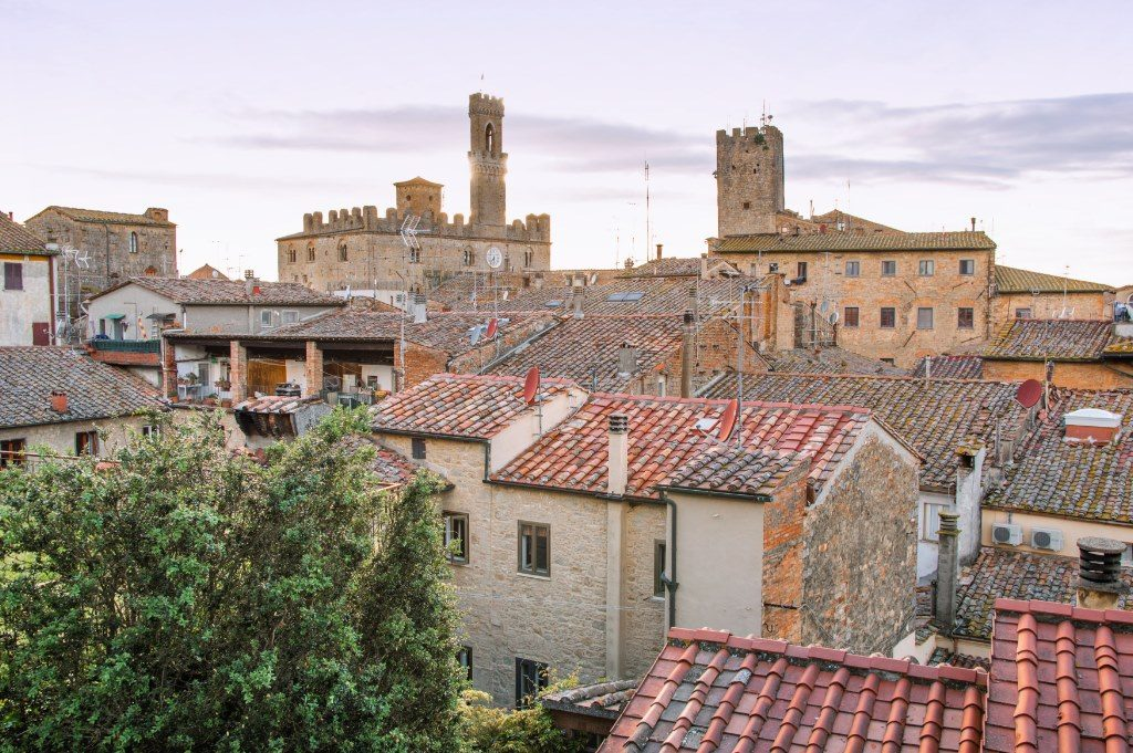 Volterra is a historic, Etruscan town in Tuscany