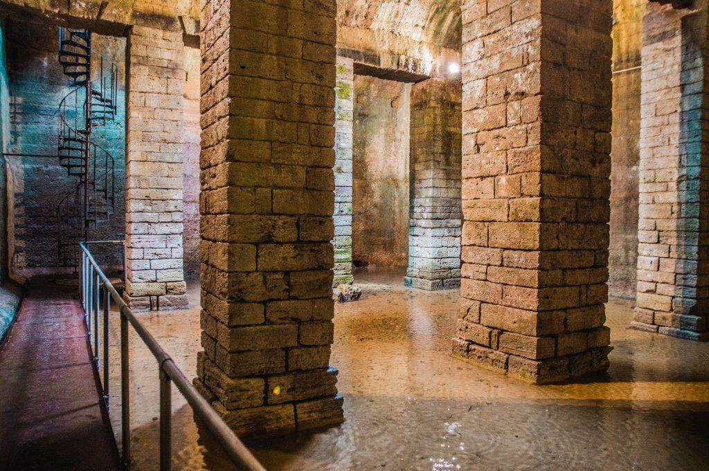Romana Cisterna in Volterra