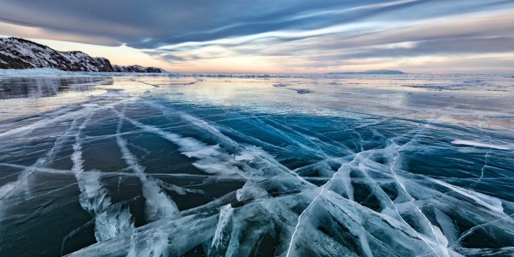 10 Incredible Places on Earth, number 8: Lake Baikal