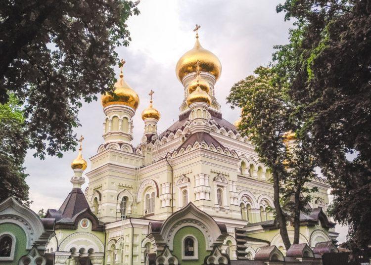 St Pokrovsky Monastery